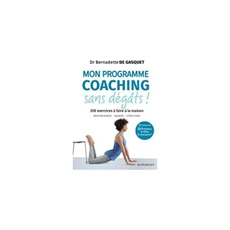 Mon programme coaching sans dégâts !